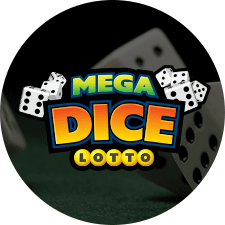 Logo de Mega Dice Lotto