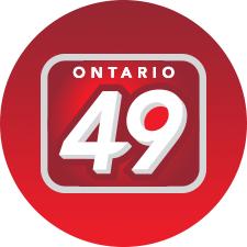Logo de la loterie Ontario 49