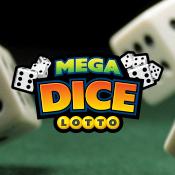 MEGA DICE logo
