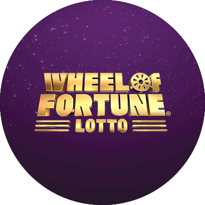 Logo de WHEEL OF FORTUNE® LOTTO