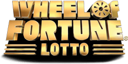 WHEEL OF FORTUNE LOTTO logo