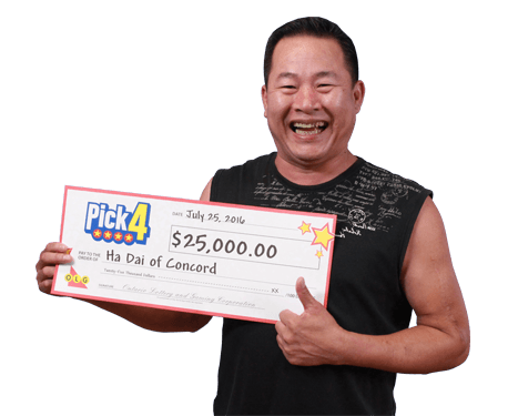 RECENT Pick-4 WINNER - Ha Dai