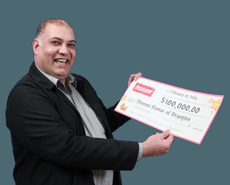 RECENT Instant WINNER - Shammi Kumar
