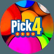 PICK-4 logo