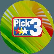 Pick 3 logo
