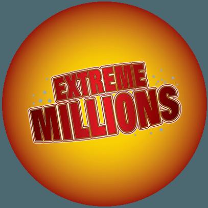 EXTREME MILLIONS logo