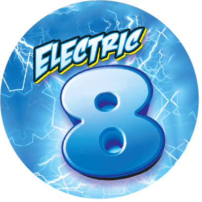 Electric 8s logo