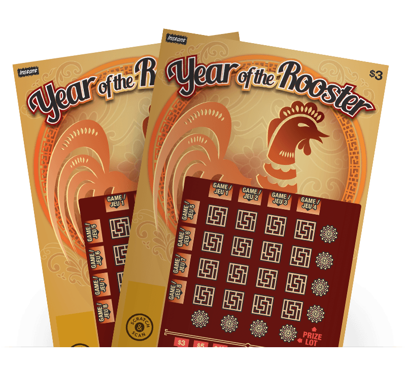 Year of the Rooster Tickets