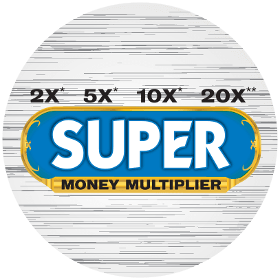 SUPER MONEY MULTIPLIER logo