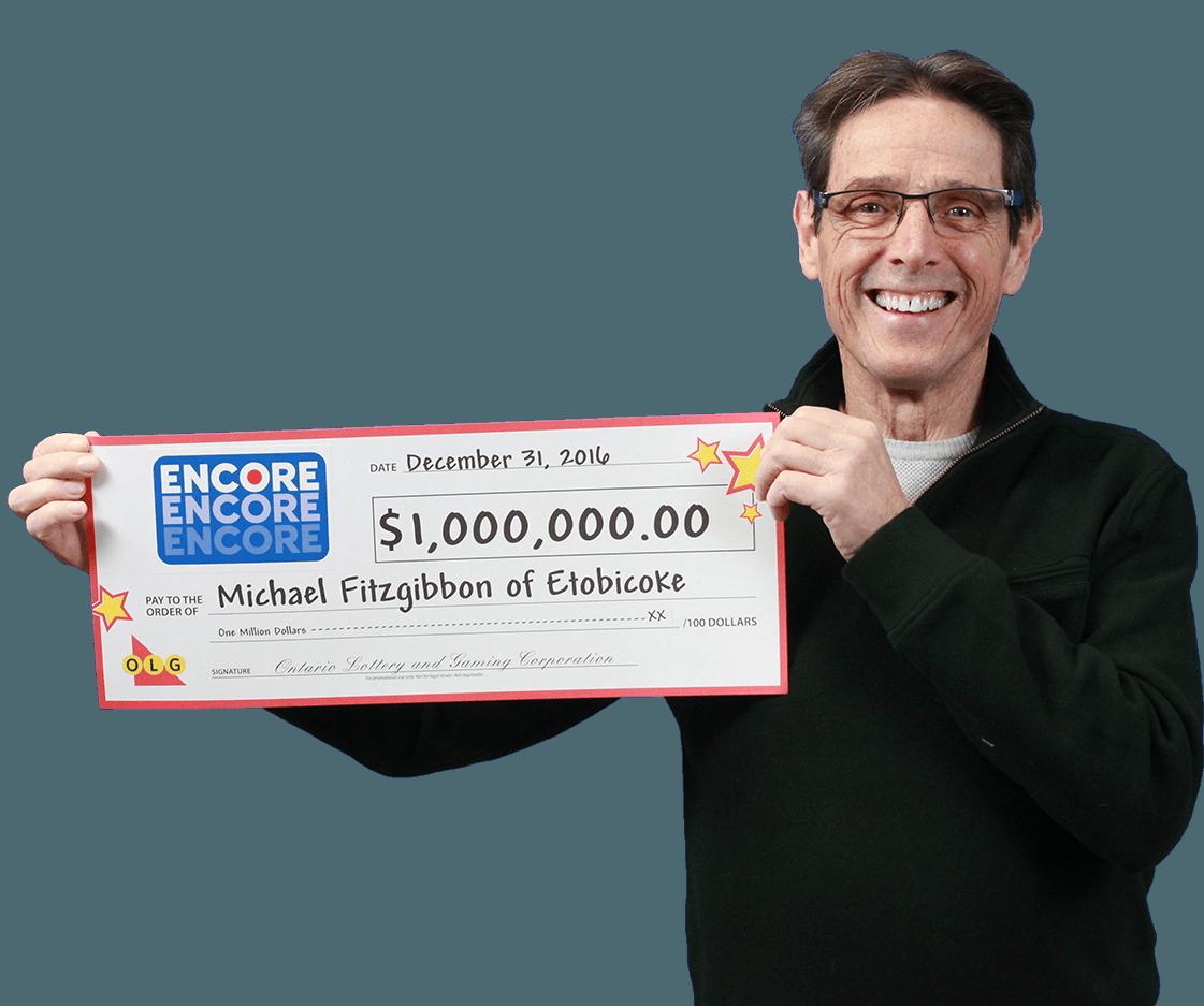 RECENT Encore WINNER - Michael Fitzgibbon