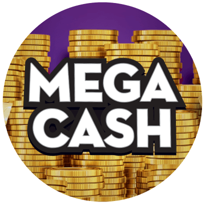 Mega Cash logo