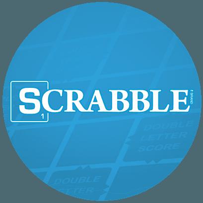Scrabble logo