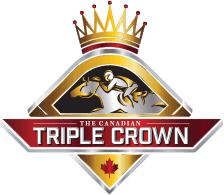 The Canadian Triple Crown Logo