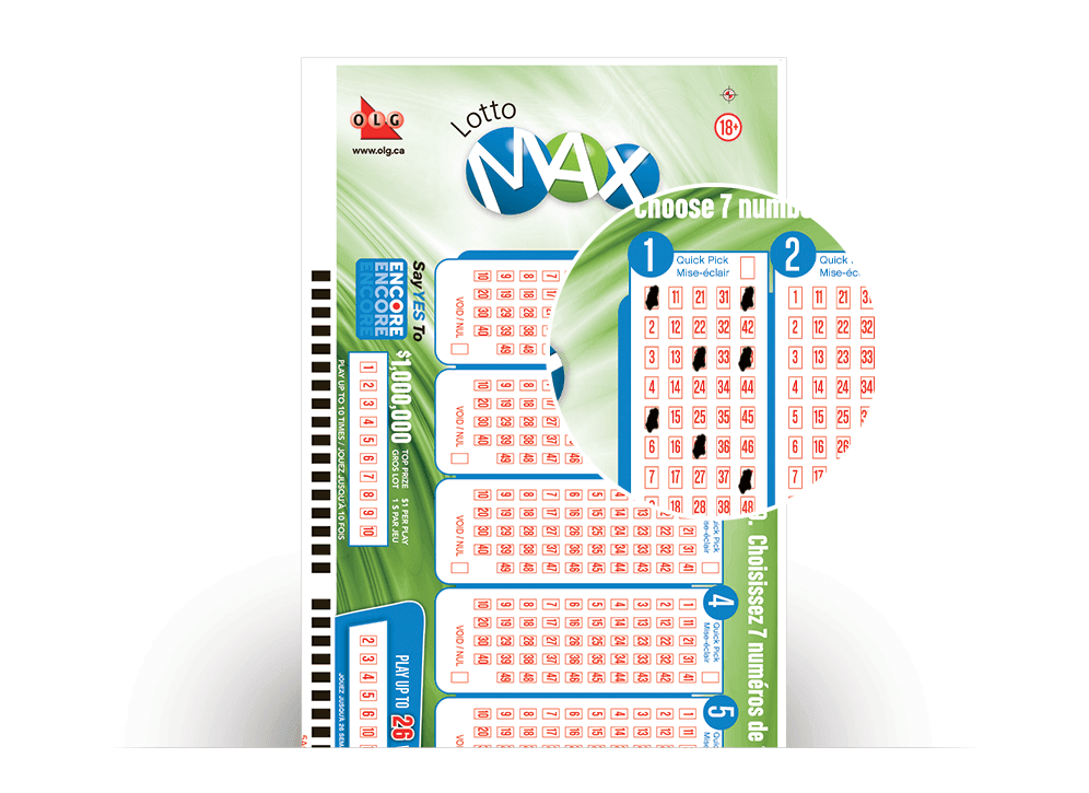 lotto max how to play olg. Black Bedroom Furniture Sets. Home Design Ideas