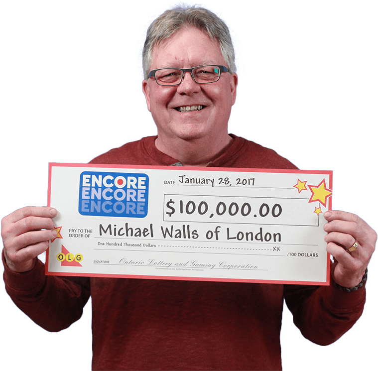 RECENT Encore WINNER - Michael Walls