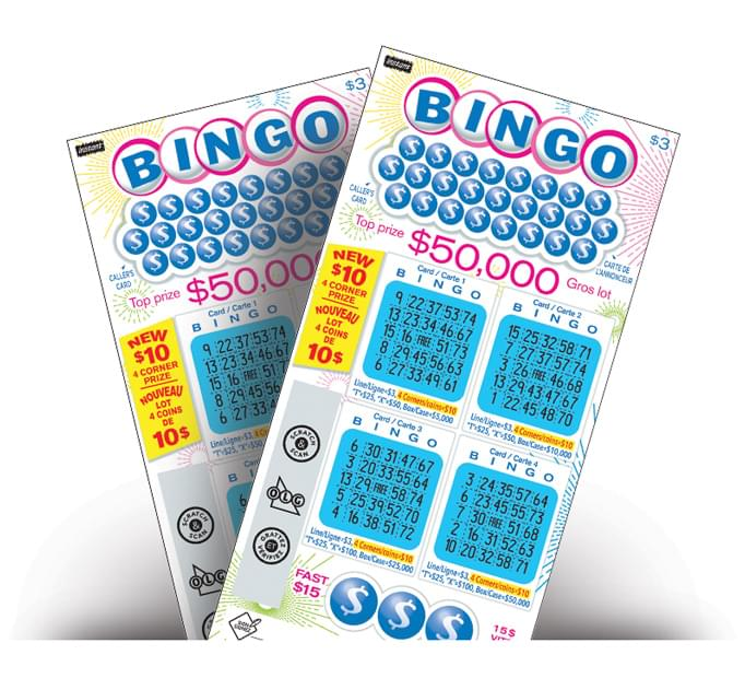 Instant Bingo 3022 tickets