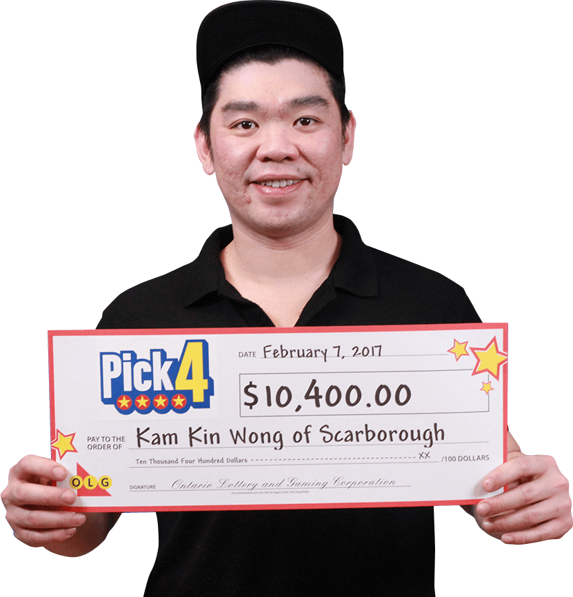 RECENT Pick-4 WINNER - Kam Kin Wong