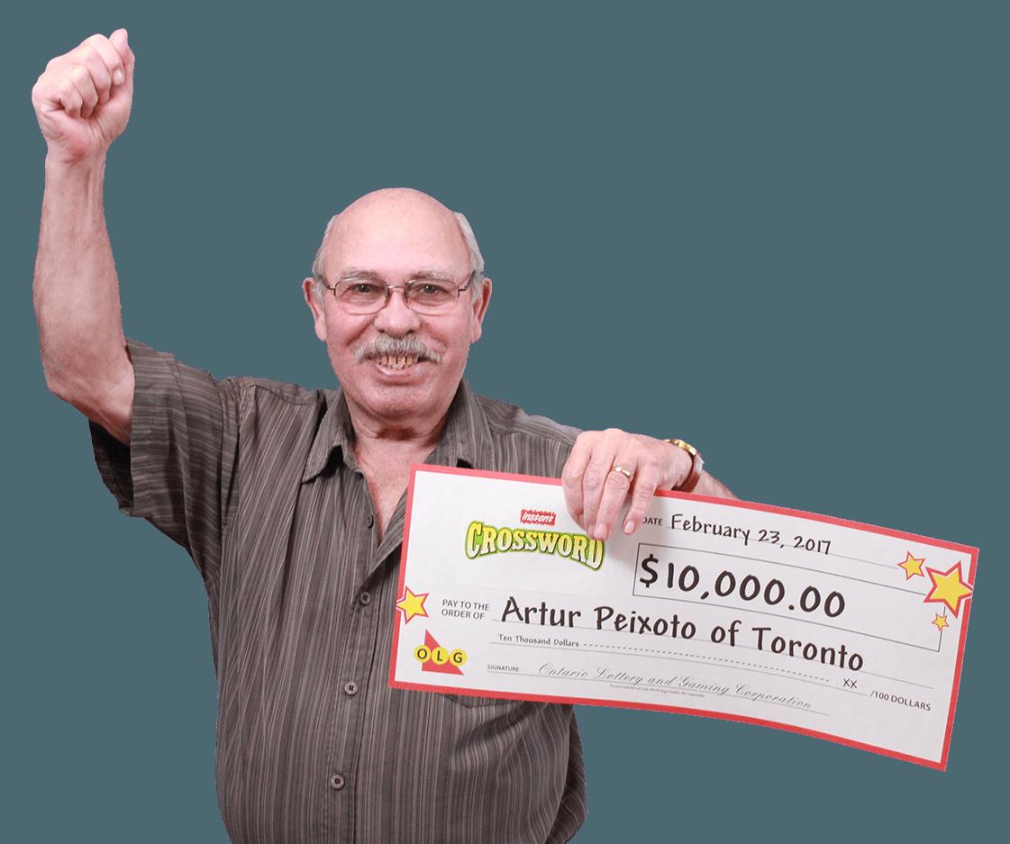 RECENT Instant WINNER - Artur Peixoto