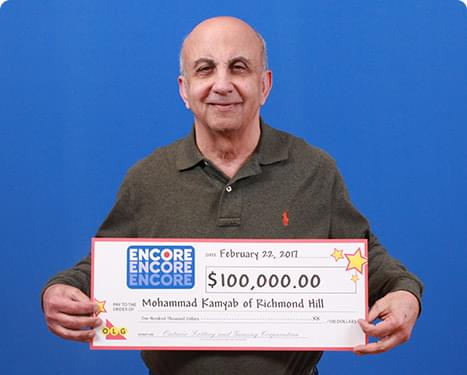 RECENT Encore WINNER - Mohammad Kamyab