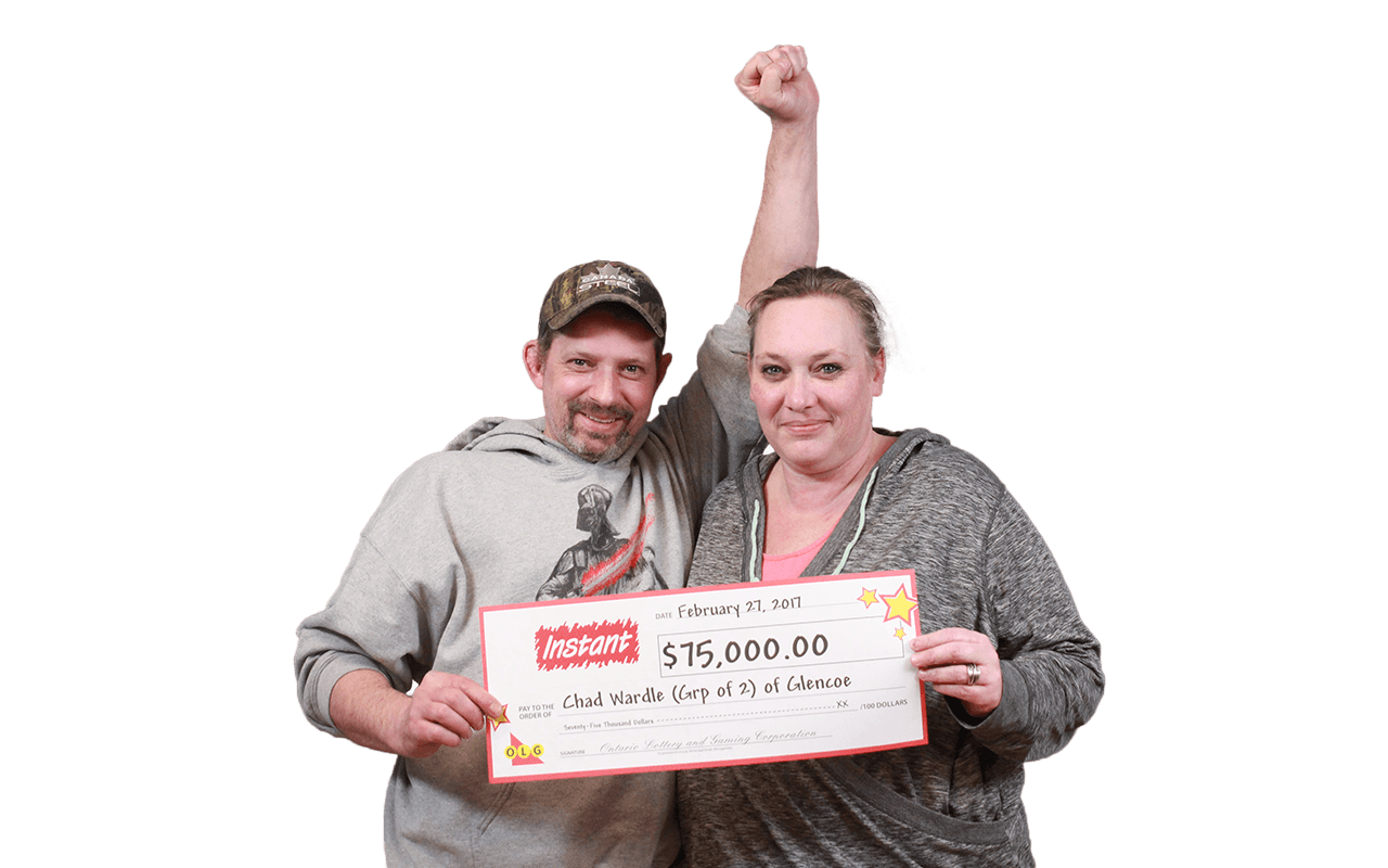RECENT Instant WINNERS - Chad Wardle & Nancy Koidyk