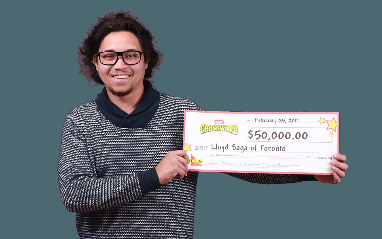 RECENT Instant WINNER - Lloyd Saga