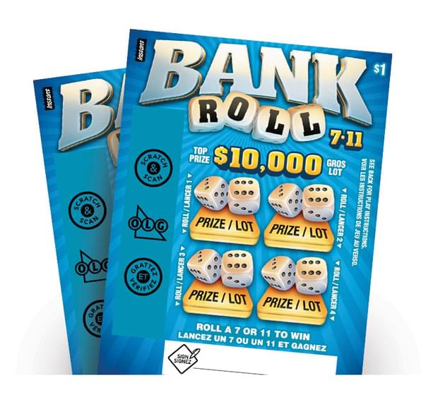 BANK ROLL TICKETS