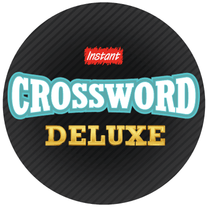 CROSSWORD DELUXE logo