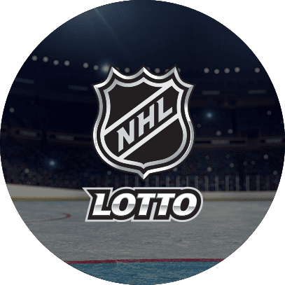NHL® LOTTO LOGO CIRCLE