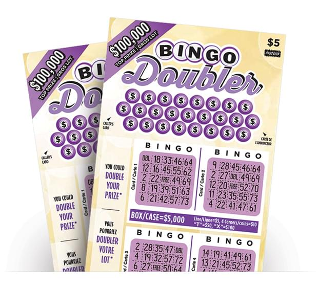 Bingo Doubler 1851 tickets