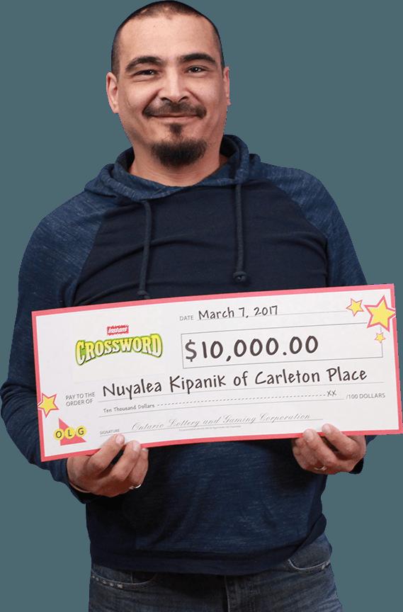 RECENT Instant WINNER - Nuyalea Kipanik