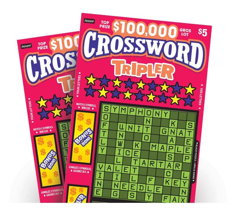 Crossword Tripler 2022 tickets