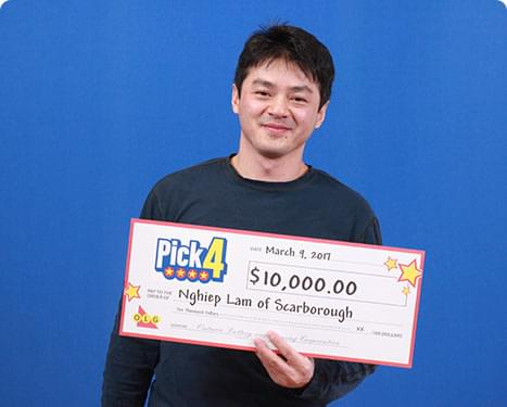 RECENT Pick-4 WINNER - Nghiep Lam