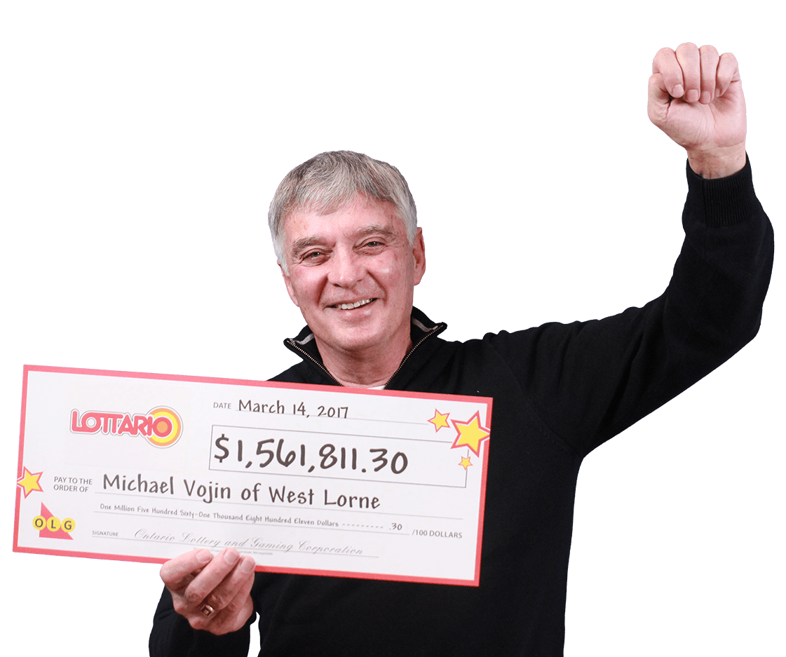 RECENT Lottario WINNER - Michael Vojin