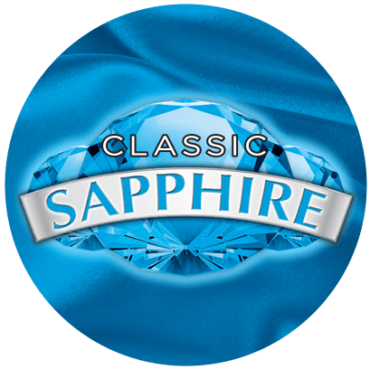 Classic Sapphire logo