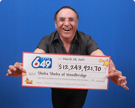 RECENT Lotto 6/49 WINNER - Sheba Sheba