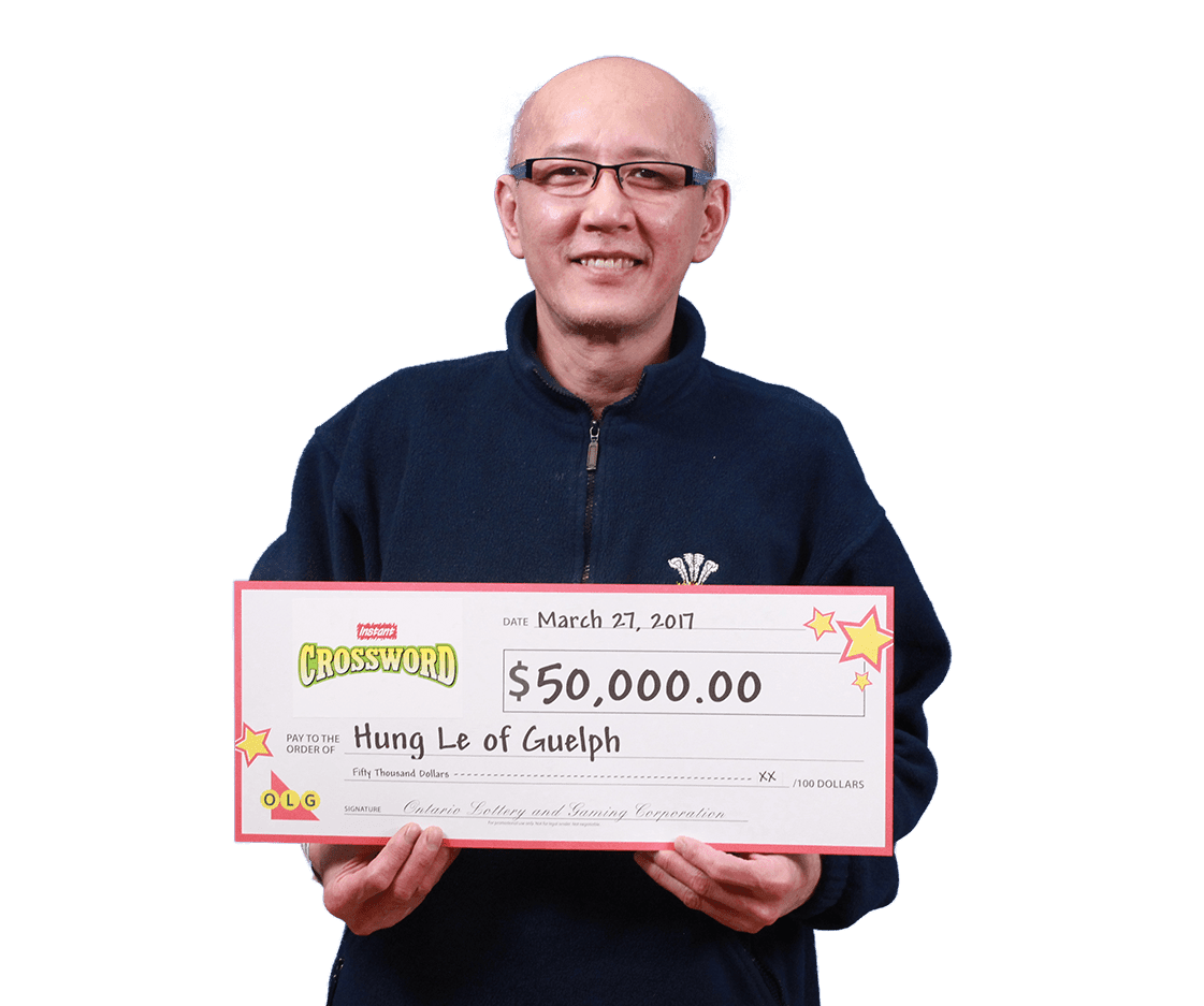 RECENT Instant WINNER - Hung Le