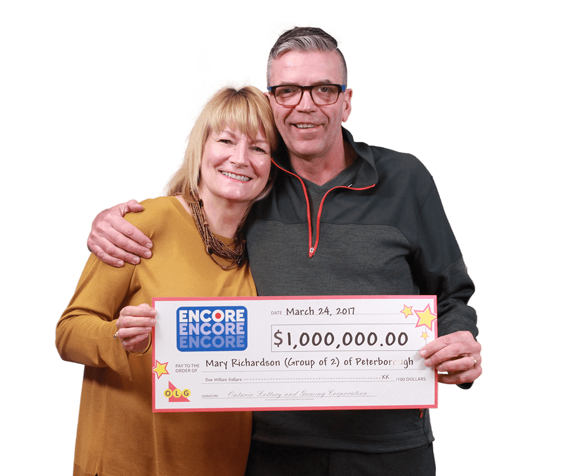 RECENT Encore WINNERS - Mary Richardson & Timothy Noble