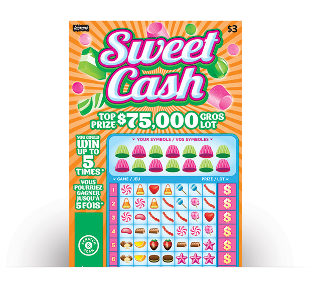 Billet de SWEET CASH