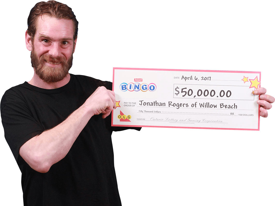 RECENT Instant WINNER - Jonathan Rogers