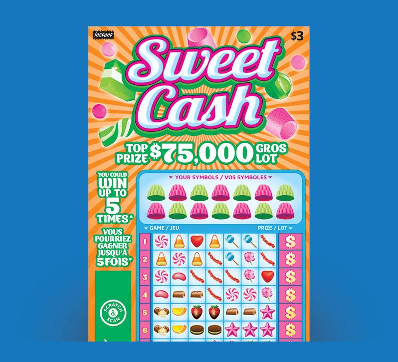 Sweet Cash Ticket