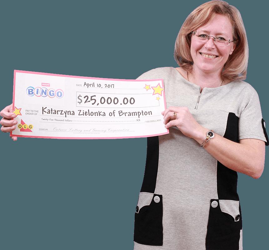 RECENT Instant WINNER - Katarzyna Zielonka