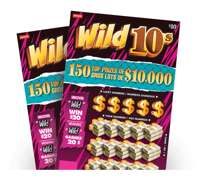Wild 10s tickets