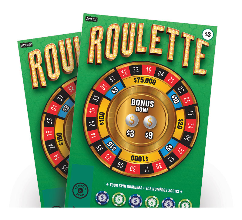 Roulette tickets