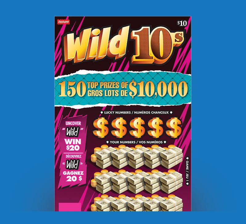 Wild 20s ticket