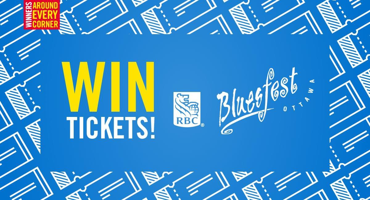 Bluesfest Ottawa - Win Tickets