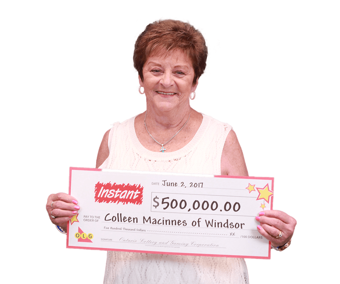 RECENT Instant WINNER - Colleen Macinnes