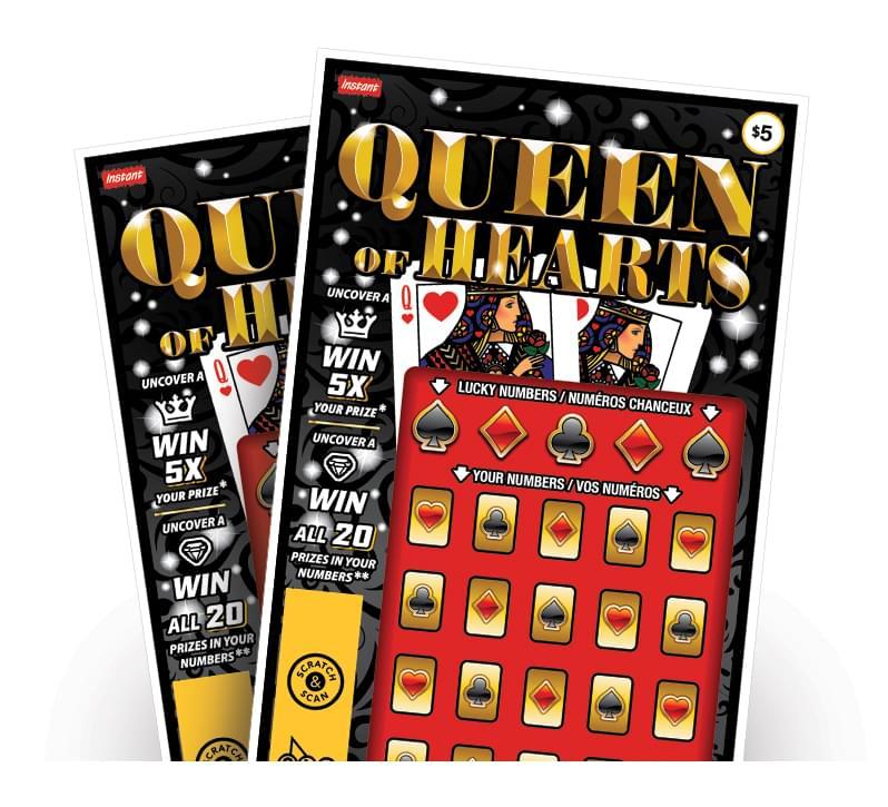 Queen of Hearts tickets