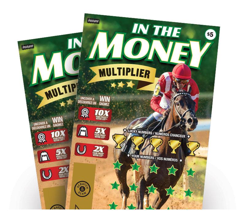 In The Money Multiplier tickets