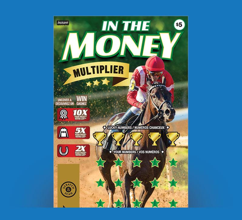 In the Money Multiplier ticket