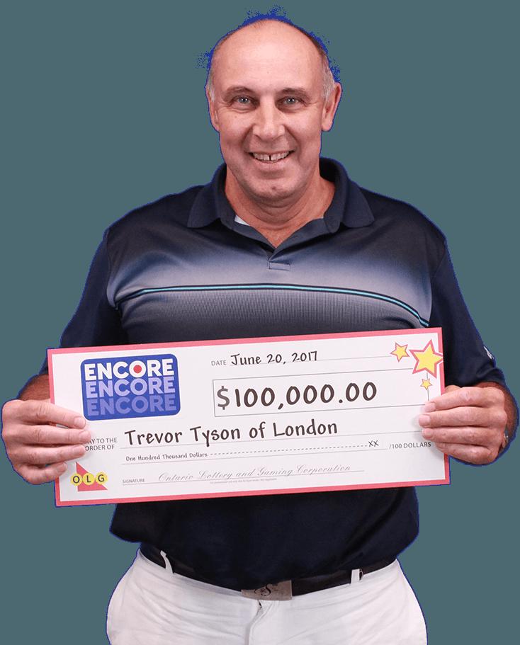 RECENT Encore WINNER - Trevor Tyson